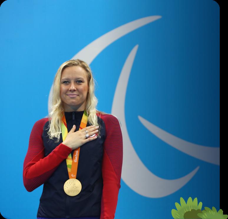 Aly Raisman, a U.S. gymnastics Olympian
